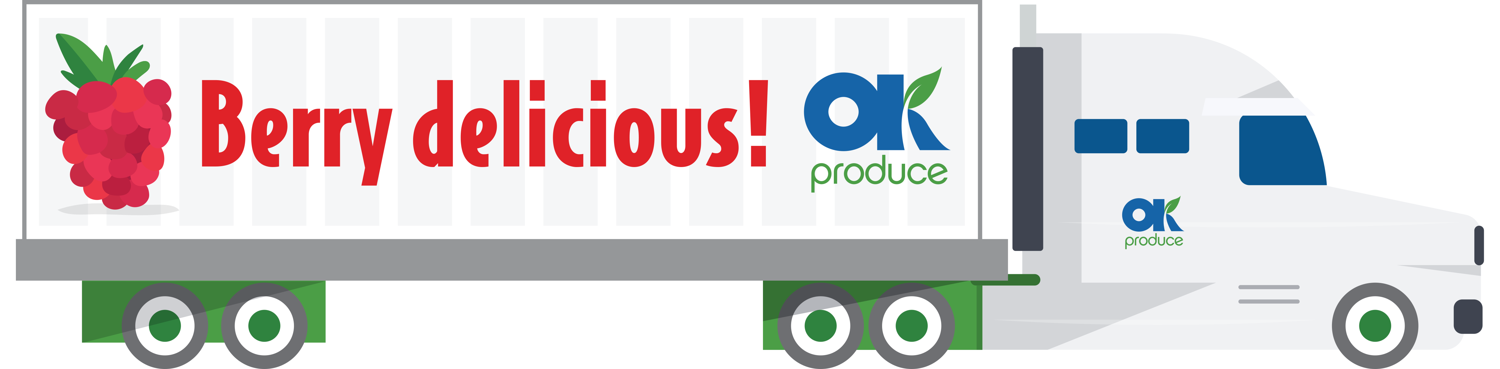 Berry delicious - an OK Produce quality truck